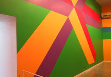 Sol Lewitt Wall Drawings