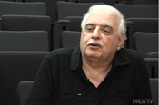 News - PROA TV. Interview with Augusto de Campos. Second part
