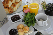 Library - Tea time at Caf� Proa: special menu for this weekend