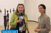Auditorium - PROA TV. The exhibition Alberto Giacometti en la televisi�n cultural
