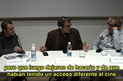 Auditorium - PROA TV. Harun Farocki: interview with Rodrigo Alonso and Marcelo Panozzo