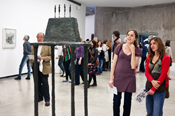 Alberto Giacometti: Beginning of the series of guided visits by Artists + Critics