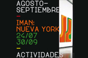 Proa Activities. August - September 2010