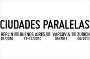 Festival Ciudades Paralelas. Sundays: Music + Films + Debate. From November 28