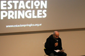 Arturo Carrera and Estación Pringles' presentation at Proa