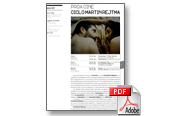 "Proa Cine presents Martín Rejtman Series: ""The Brood"" by D. Cronenberg and ""Copacabana"" by M. Rejtman"