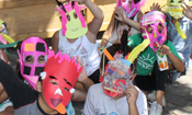 Centro Cultural Nómade: Family workshops on Saturday and Sunday